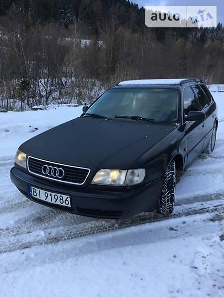 Audi A6 1996 року в Львові