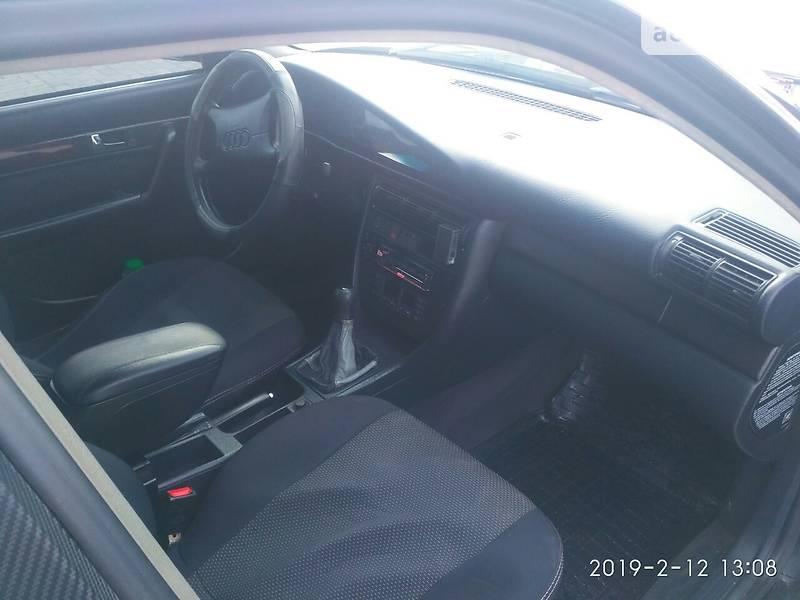 Audi A6 1997 року в Ужгороді