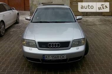 Audi A6 2001 в Ивано-Франковске