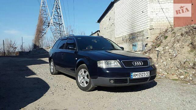 Audi A6 2001 року в Житомирі