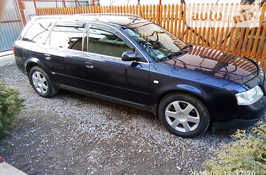 Audi A6 1999 в Ужгороде