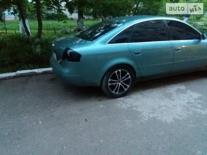Audi A6 2001 року в Миколаїві