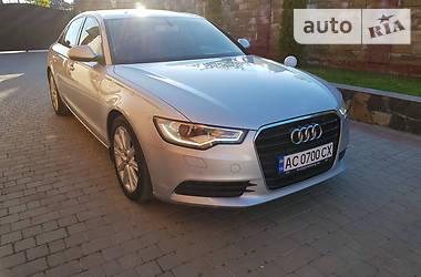 Audi A6 2014 в Луцьку