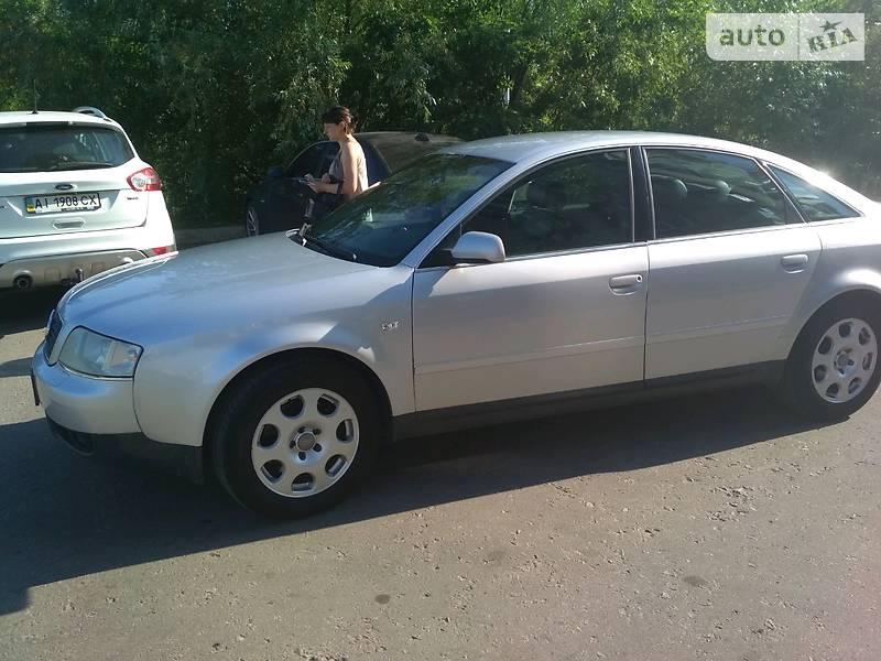 Audi A6 2001 года в Киеве