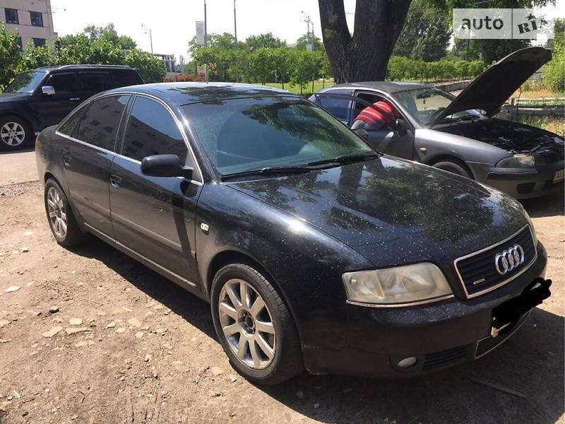 Audi A6 2002 года в Киеве