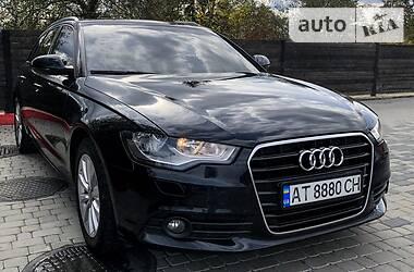 Audi A6 2012 в Ивано-Франковске