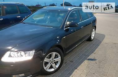 Универсал Audi A6 2009 в Львове