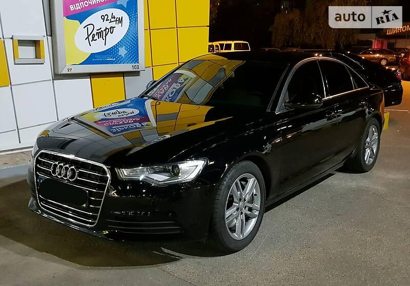 Audi A6 2012 в Киеве