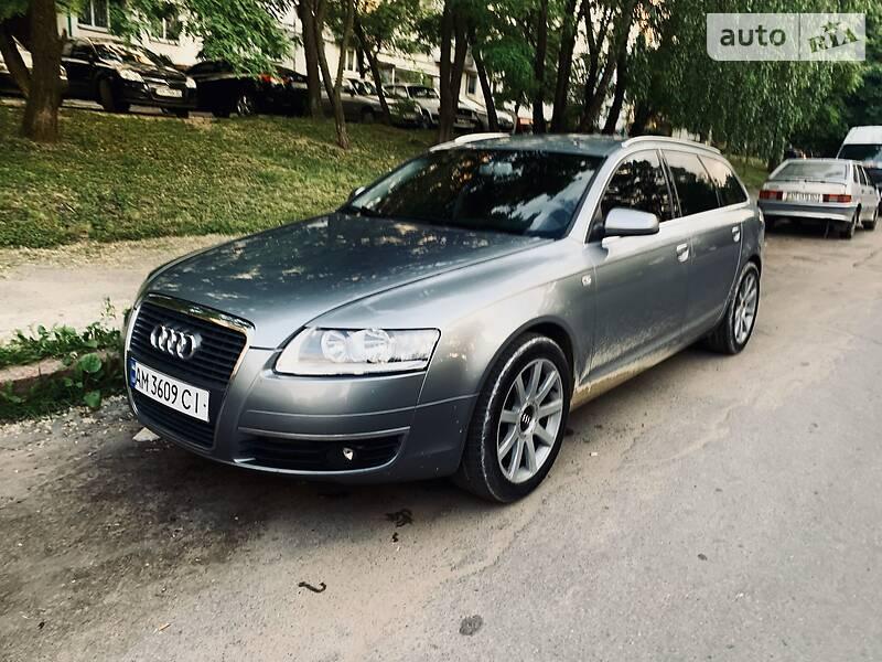 Audi A6 2008 в Житомире