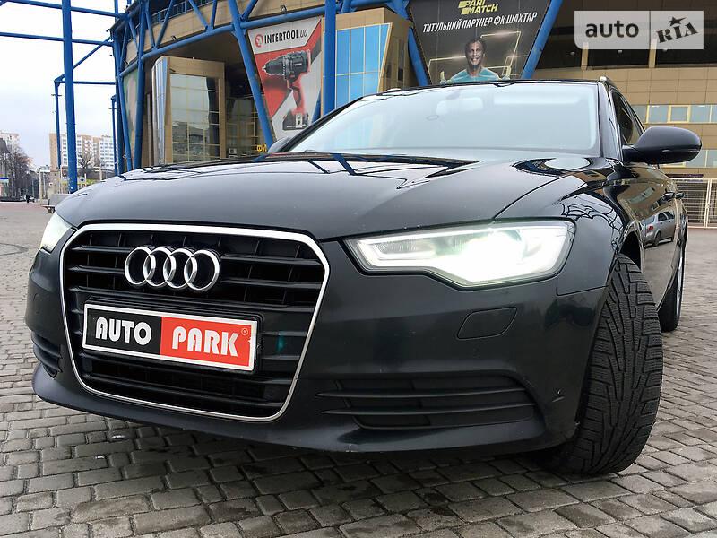 Audi A6 2012 в Харькове