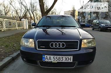 Audi A6 2002 в Киеве