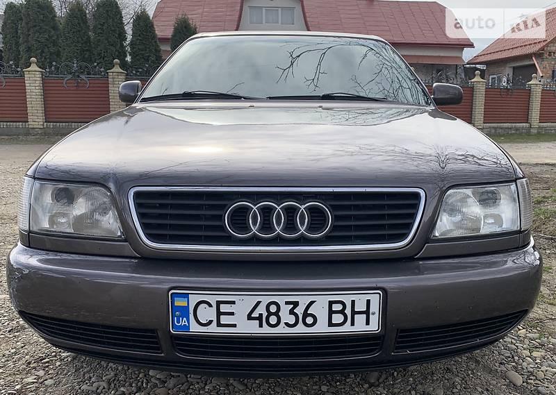 Седан Audi A6 1996 в Путилі