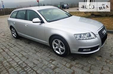 Audi A6 2010 в Теребовле