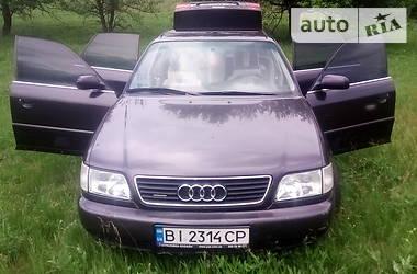 Седан Audi A6 1997 в Новых Санжарах