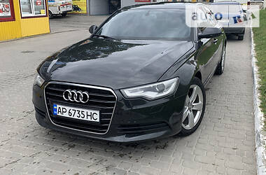 Audi A6 2012 в Сумах