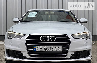 Audi A6 2015 в Черновцах