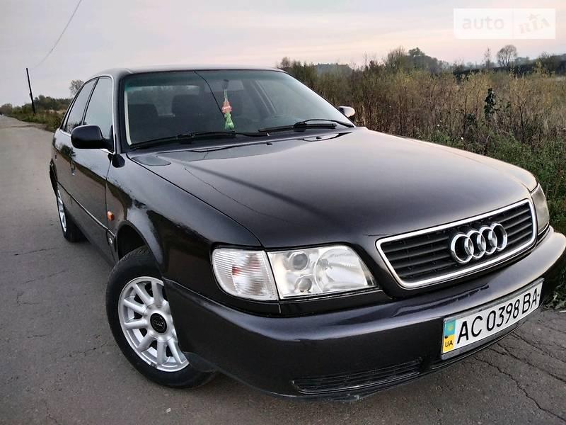 Audi A6 1995 в Нововолынске