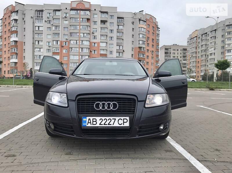 Audi A6 2006 в Виннице