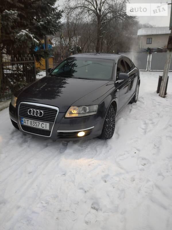 Audi A6 2008 в Ивано-Франковске