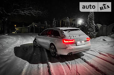 Audi A6 2014 в Черновцах