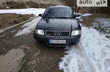 Audi A6 2003 в Збараже
