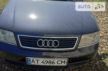 Седан Audi A6 2000 в Ивано-Франковске