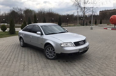 Audi A6 2000 в Черновцах