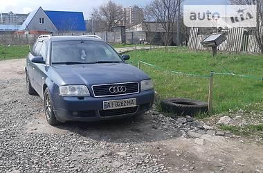 Audi A6 2001 в Белой Церкви