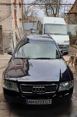 Audi A6 2001 в Бердичеве