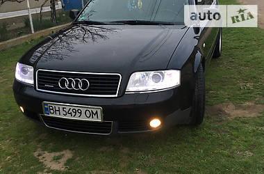 Универсал Audi A6 2001 в Татарбунарах