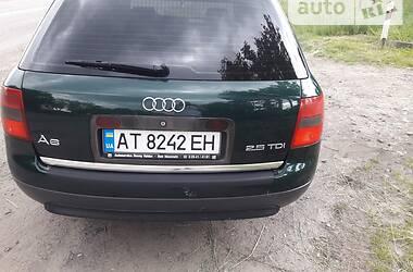 Универсал Audi A6 1999 в Ивано-Франковске