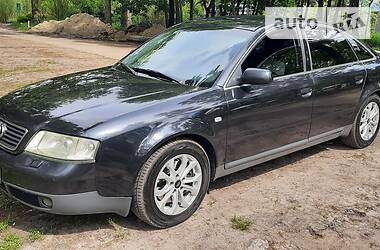 Седан Audi A6 2001 в Києві