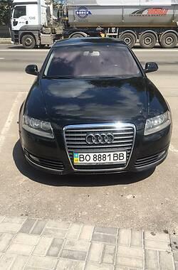 Седан Audi A6 2010 в Тернополе