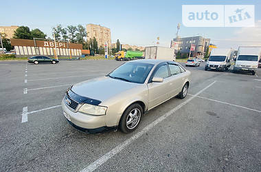 Седан Audi A6 2000 в Киеве