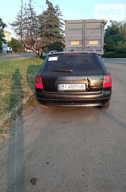 Универсал Audi A6 2000 в Полтаве