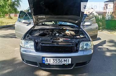 Универсал Audi A6 2002 в Борисполе