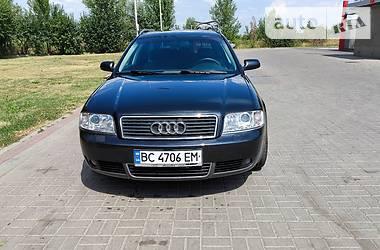 Универсал Audi A6 2003 в Нововолынске