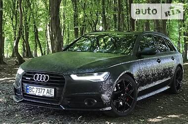 Универсал Audi A6 2016 в Львове