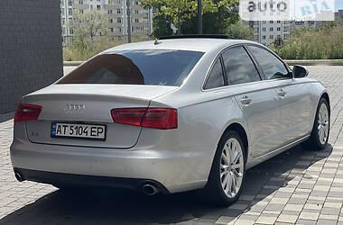 Седан Audi A6 2013 в Ивано-Франковске