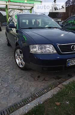 Седан Audi A6 1999 в Чорткове