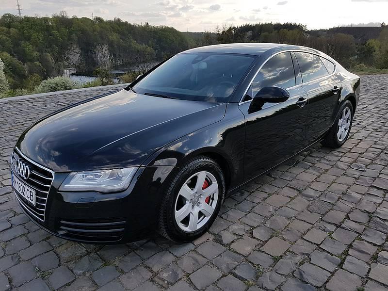 Audi A7 2011 в Житомире