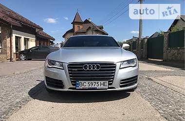 Audi A7 2012 в Львове