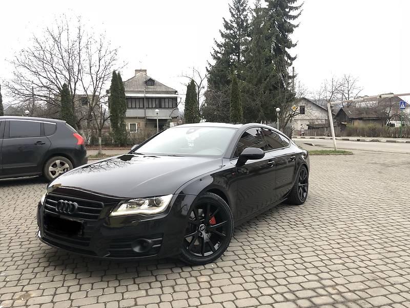 Audi A7 2011 в Буковеле