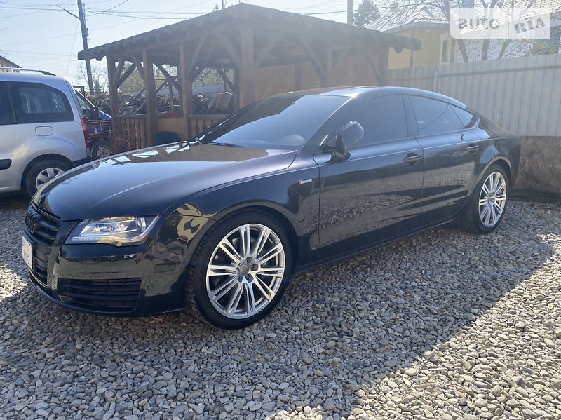 Audi A7 Prestige plus