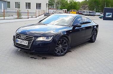 Audi A7 2011 в Бучаче