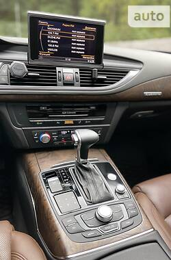 Лифтбек Audi A7 2013 в Львове