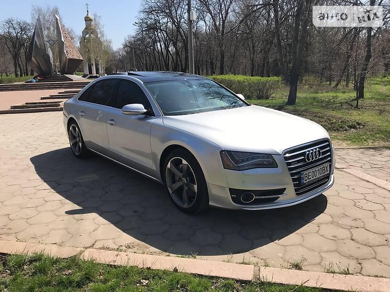 Audi A8 3.0TFSI LONG