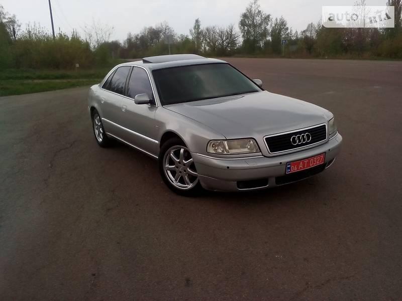Audi A8 1999 года