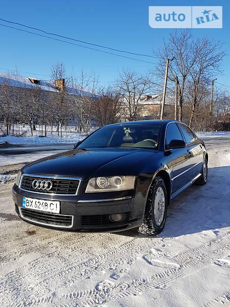 Audi A8 2005 года в Виннице
