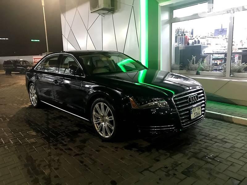 Седан Audi A8 2012 в Івано-Франківську
